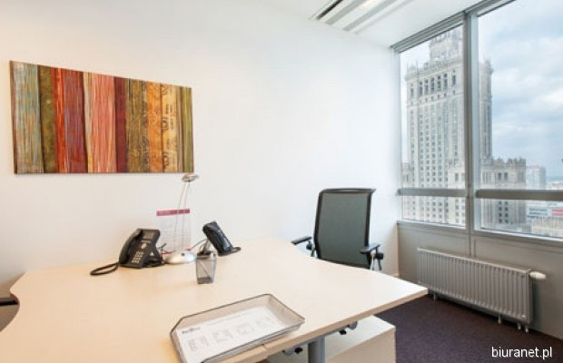 Photo #1 Serviced office for rent in Warsaw, Ul. Złota 59