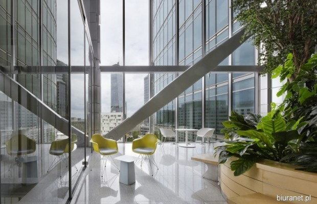Photo #8 Office for rent in Warsaw, Rondo ONZ 1