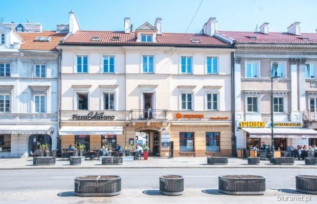 Photo #6 Office for rent in Warsaw, Nowy Świat 42