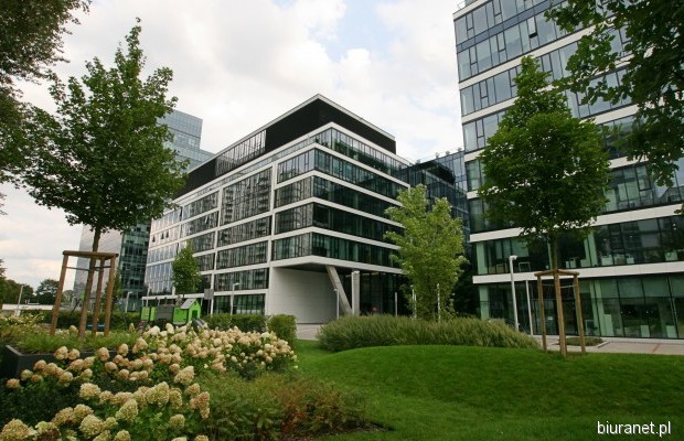 Photo #1 Office for rent in Warsaw, ul. Inflancka 4 B