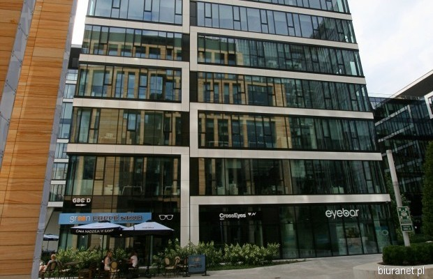 Photo #4 Office for rent in Warsaw, ul. Inflancka 4 B