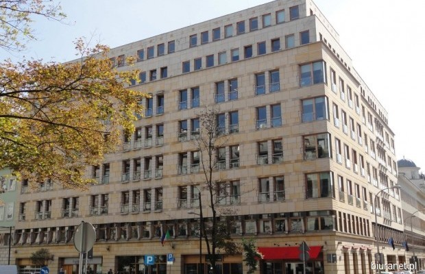 Photo #1 Office for rent in Warsaw, ul. Mysia 5