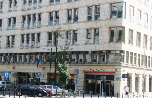 Photo #3 Office for rent in Warsaw, ul. Mysia 5