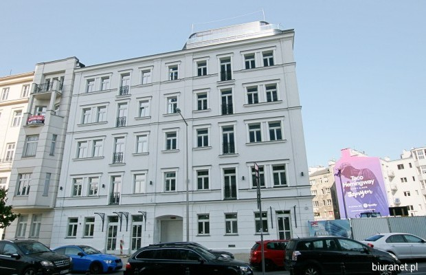 Photo #3 Office for rent in Warsaw, ul. Polna 40