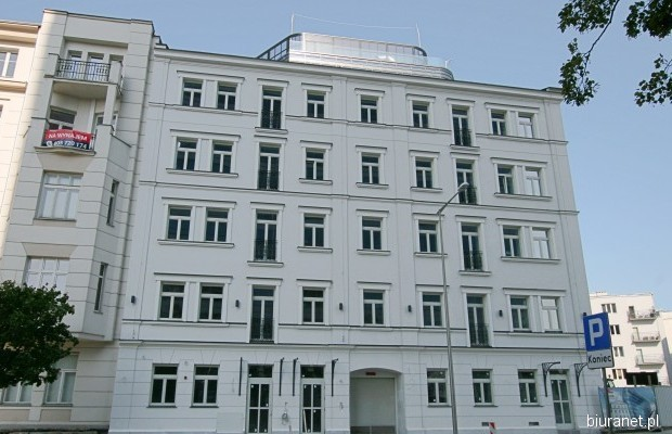 Photo #5 Office for rent in Warsaw, ul. Polna 40