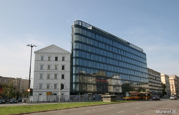 Photo #1 Office for rent in Warsaw, ul. Waryńskiego 3a
