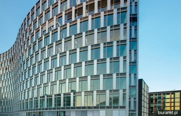 Photo #1 Office for rent in Warsaw, ul. Domaniewska 39 A