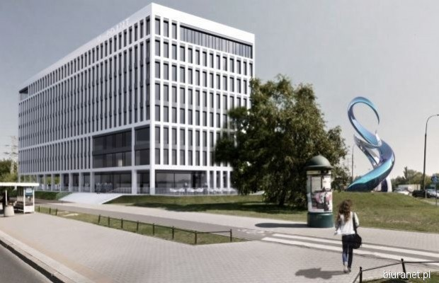 Photo #1 Office for rent in Warsaw, ul. Witosa