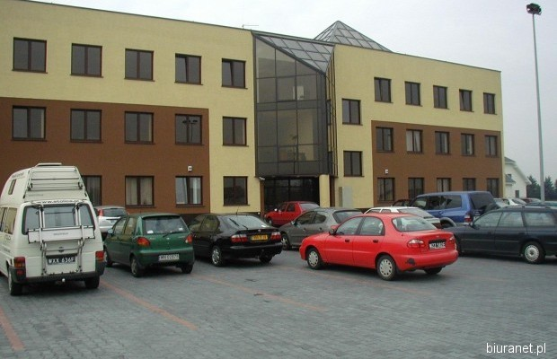 Photo #1 Office for rent in Warsaw, ul. Modularna 3A