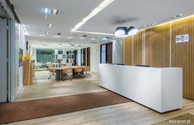 Photo #1 Serviced office for rent in Warsaw, ul. Emilii Plater 53