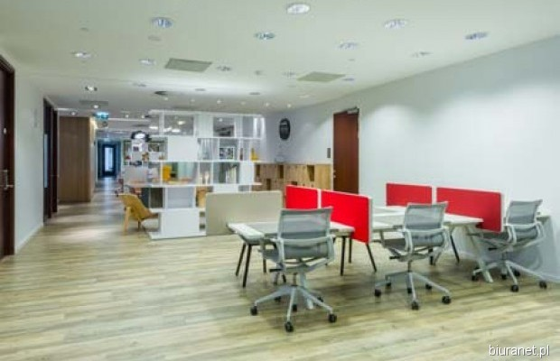 Photo #2 Serviced office for rent in Warsaw, ul. Emilii Plater 53