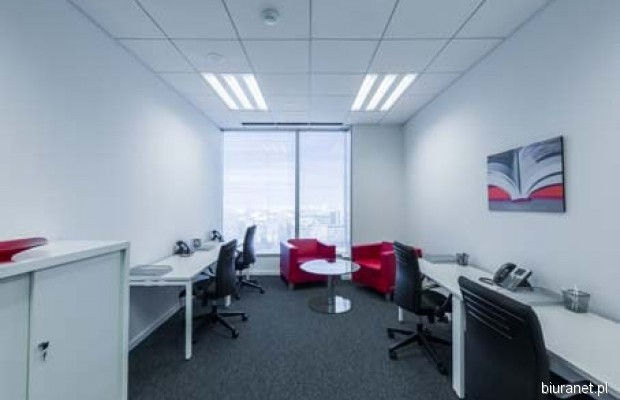 Photo #3 Serviced office for rent in Warsaw, ul. Emilii Plater 53
