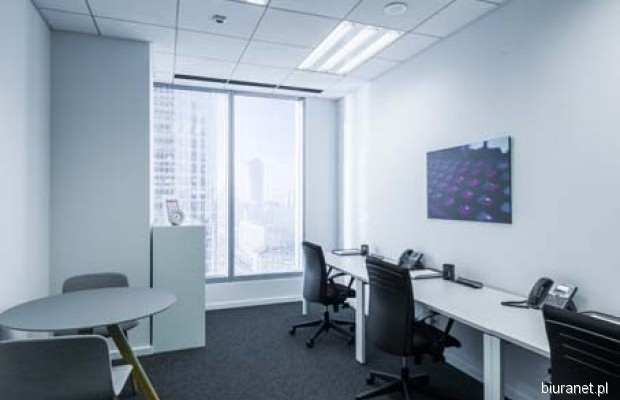 Photo #4 Serviced office for rent in Warsaw, ul. Emilii Plater 53