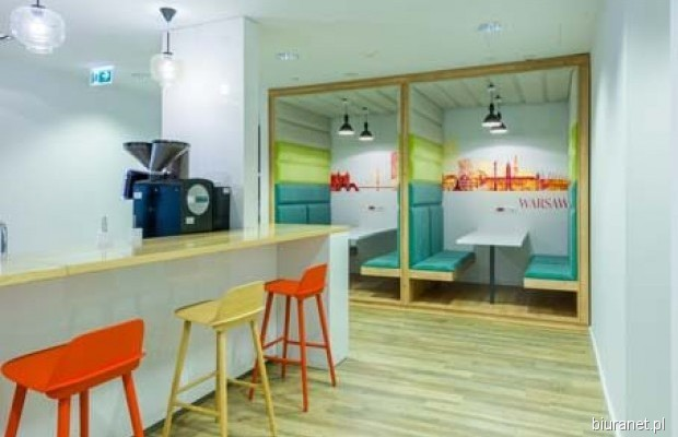 Photo #5 Serviced office for rent in Warsaw, ul. Emilii Plater 53