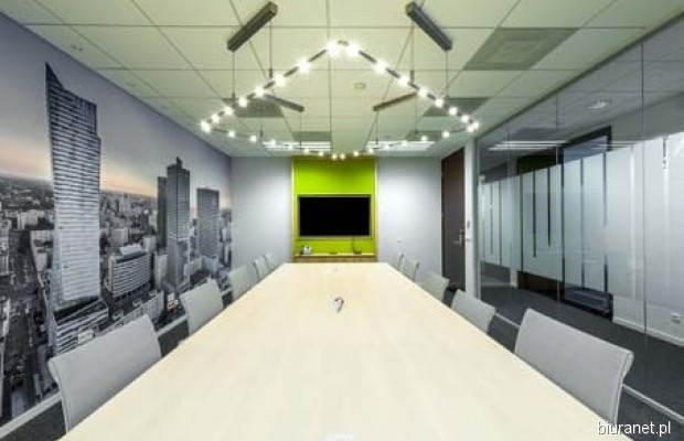 Photo #6 Serviced office for rent in Warsaw, ul. Emilii Plater 53