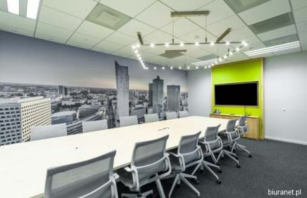 Photo #7 Serviced office for rent in Warsaw, ul. Emilii Plater 53