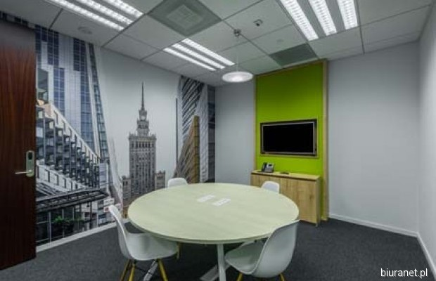 Photo #8 Serviced office for rent in Warsaw, ul. Emilii Plater 53