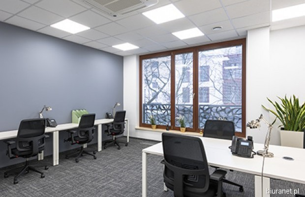 Photo #1 Serviced office for rent in Warsaw, ul. Solec 18/20