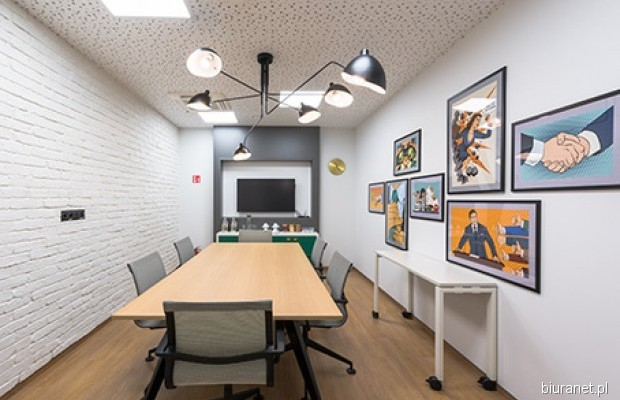 Photo #8 Serviced office for rent in Warsaw, ul. Solec 18/20