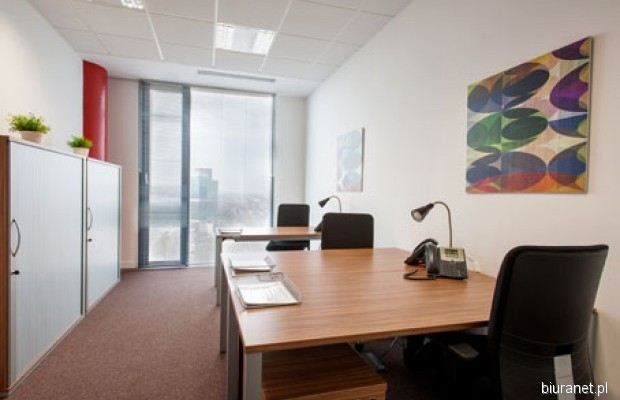 Photo #3 Serviced office for rent in Warsaw, Al. Jerozolimskie 96